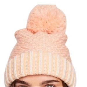 Free People Luxe Pom Hat